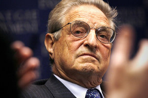Soros Revolution Is Gearing Up for America