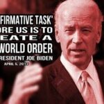 Bilderberger Biden Began Act of War Against American Sovereignty