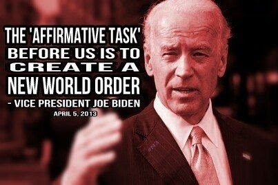 Bilderberger Biden Began Act of War Against American Sovereignty