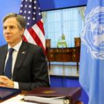 Bilderberger Biden Orders Blinken to Have UN Mop Up USA